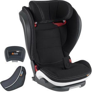 BeSafe iZi Flex Fix i-Size Bältesstol, Black Car Bilbarnstol bäst i test