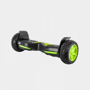 MGP All-Terrain Hover-Glide, ståhjuling