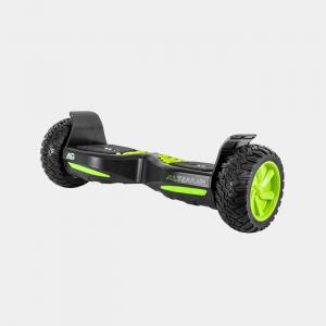 MGP All-Terrain Hover-Glide, ståhjuling
