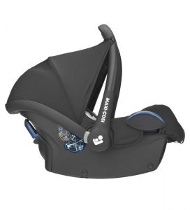 Maxi-Cosi Cabriofix Babyskydd Babyskydd - Bäst i test 2020